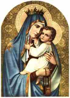 Afbeeldingsresultaat voor Onze Lieve Vrouw van de berg Karmel