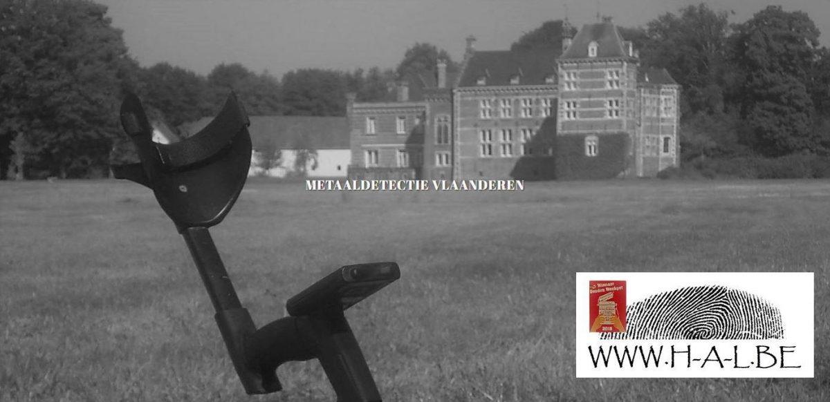 Metaaldetectie Vlaanderen – Metal Detection   Flanders  – Détection de métaux Flandre