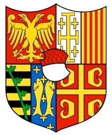 wapenschild van Paleologi in Monferrato